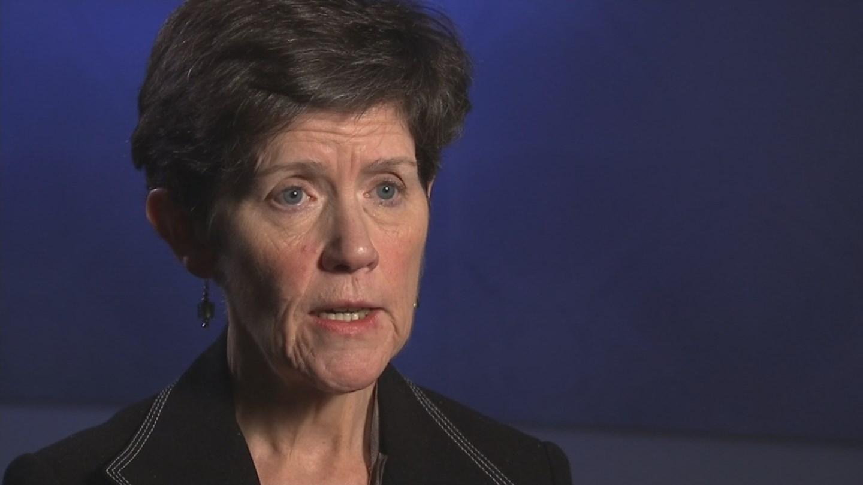 Doctor Carolyn Clancy, the Deputy Undersecretary for Veterans Affairs Health (Source: KPHO/KTVK)