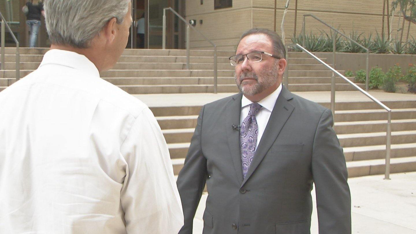 Defense attorney Dwane Cates says officers are under more scrutiny with cell phones and body cameras (Source: KPHO/KTVK)