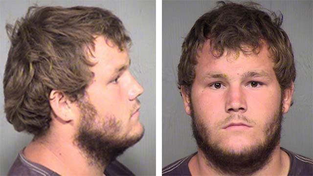 Booking photo of Leslie Merritt Jr. (Source: Maricopa County Sheriff's Office)