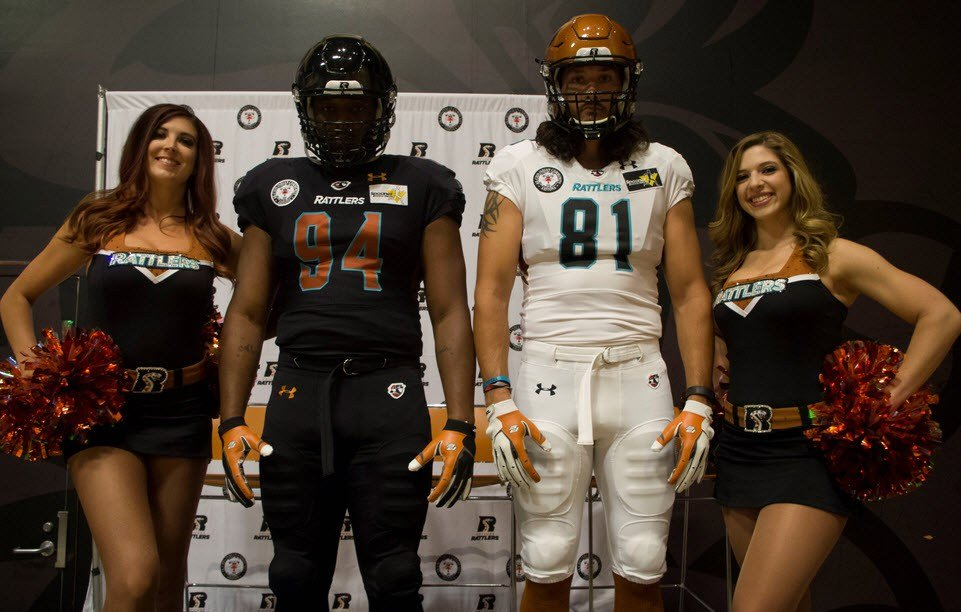 The Arizona Rattlers unveil new uniforms (Photo source: The Arizona Rattlers)