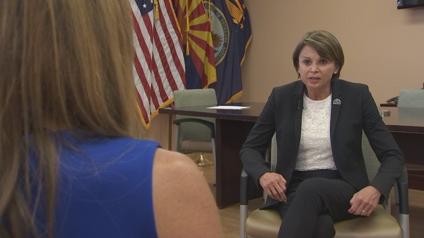 """As you say, staff did not feel comfortable bringing forward these issues, and, in fact, they are very fearful that there might be some punishment if they did so,"" Amdur acknowledged during our interview. (Source: KPHO/KTVK)"