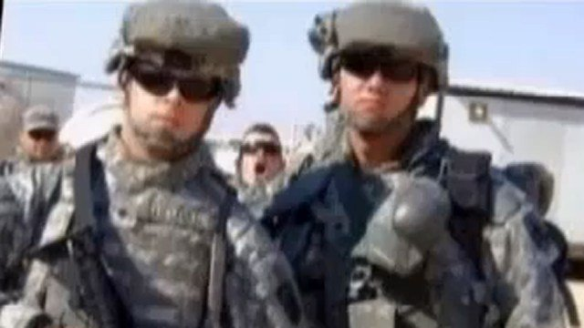 A soldier, Steven Richardson served two tours in Iraq as a prison guard. (Source: KPHO/KTVK)