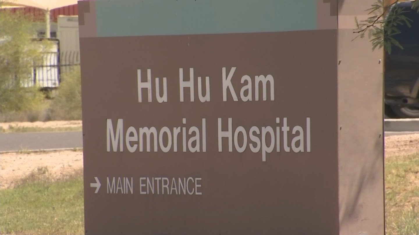 David Anderson said the VA is refusing to pay for specialty care his brother received at Hu Hu Kam Memorial Hospital in Sacaton, which is about 40 miles south of Phoenix. (Source: KPHO/KTVK)