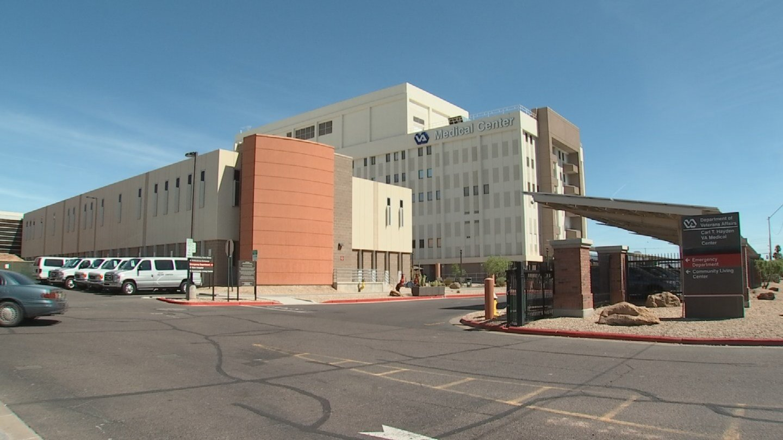 Former Phoenix VA engineer is raising questions about construction at Phoenix VA (Source: KPHO/KTVK)