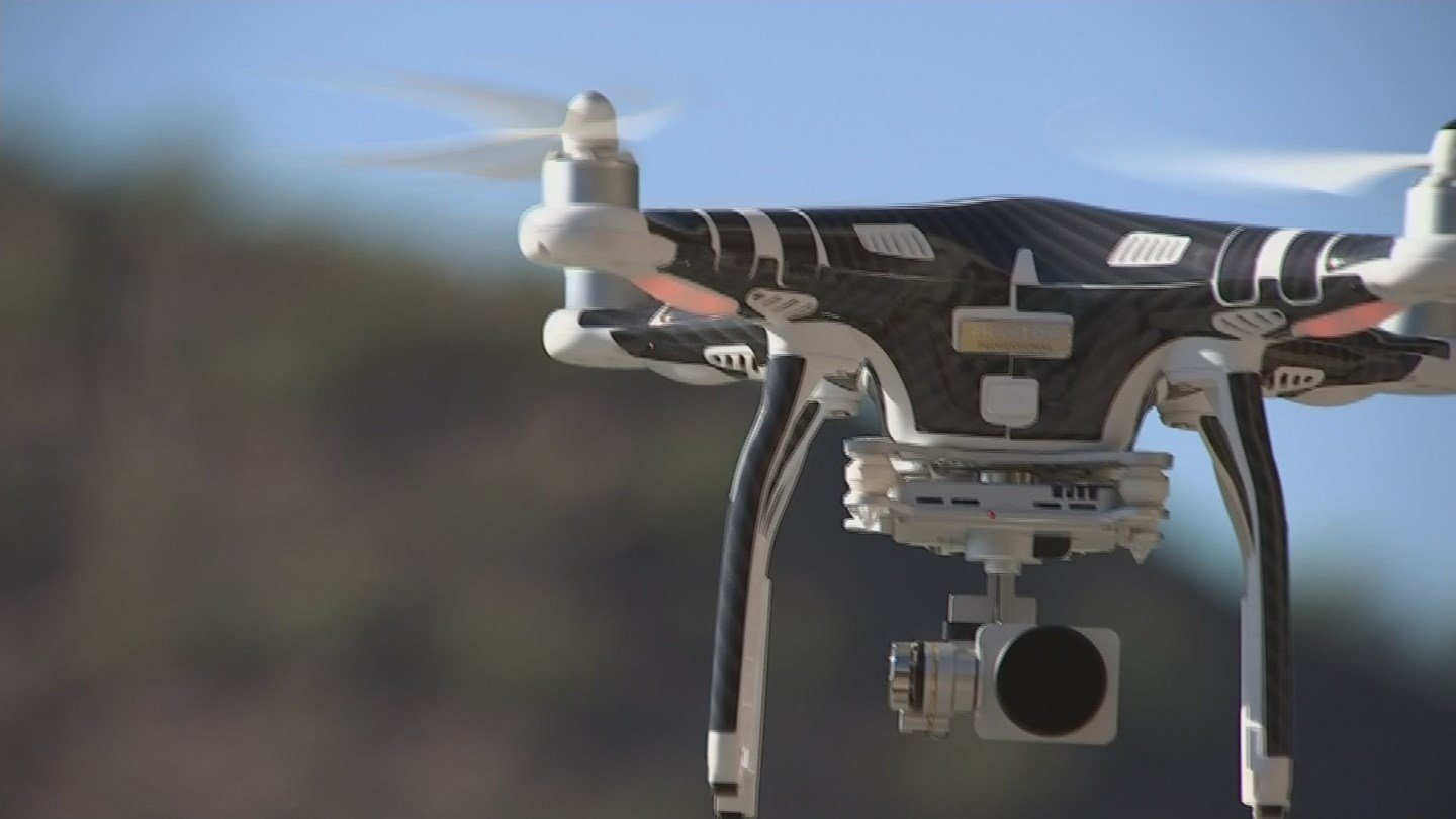 There is growing concern from pilots about drones (Source: KPHO/KTVK)