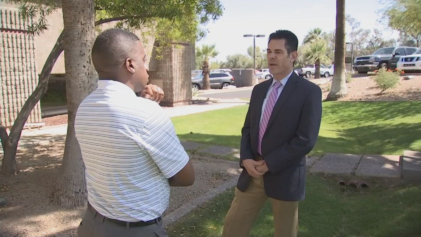 Jason Lamm says the public has a right to know about the prosecution's case in the I-10 shootings investigation (Source: KPHO/KTVK)