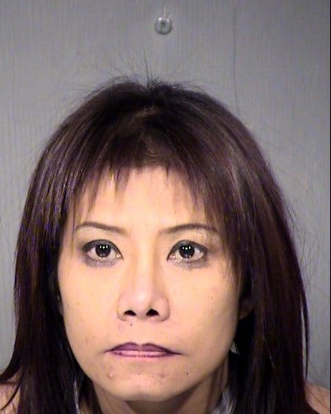 Patcharin Koibuchi, 46 (Source: Maricopa County Sheriff's Office)
