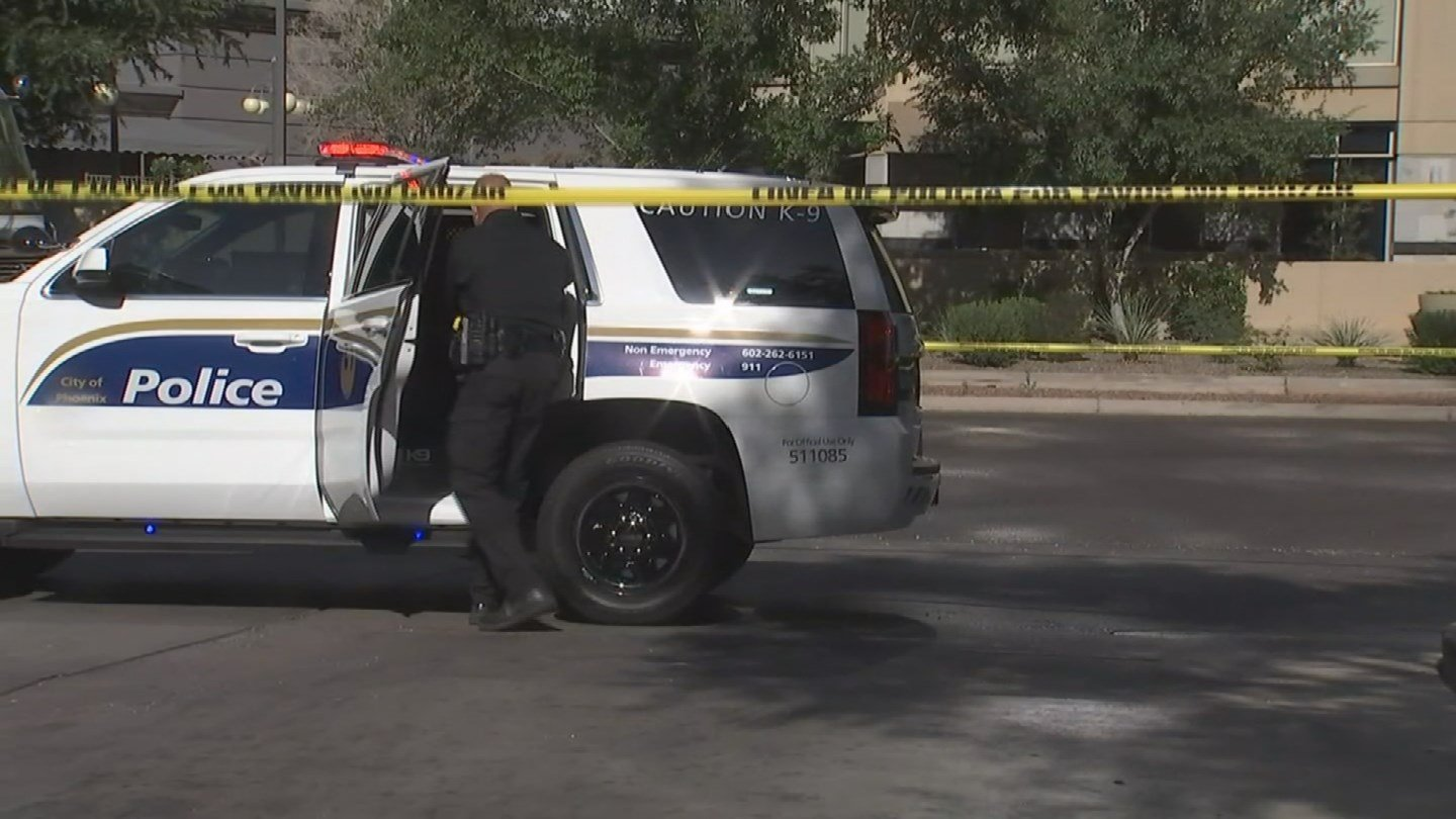 A man was dragged and killed by a city bus in Phoenix (Source: KPHO/KTVK)