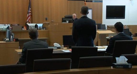 Tuesday's court hearing. (Source: KPHO/KTVK)