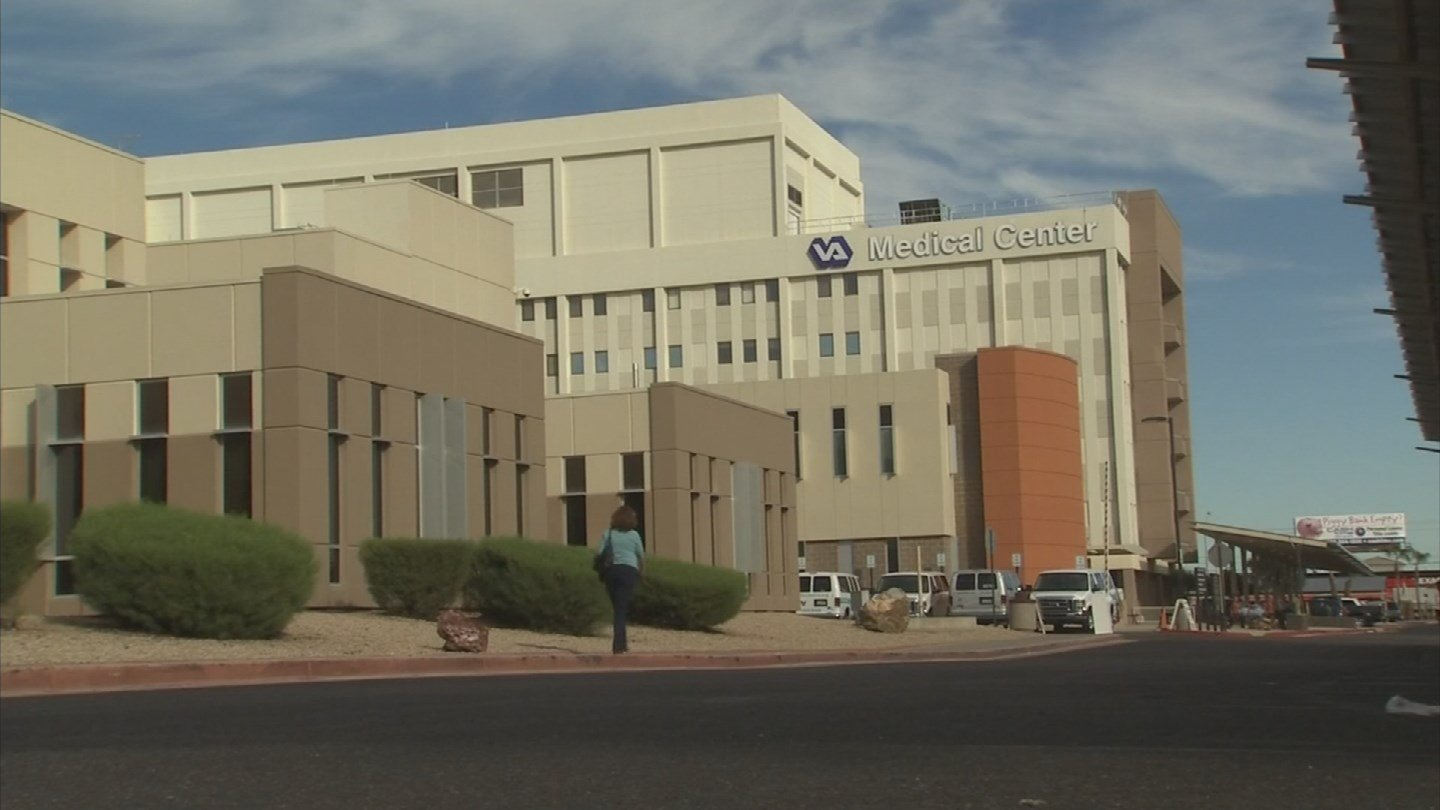 Two Phoenix VA workers say they're being denied promotions by their manager (Source: KPHO/KTVK)