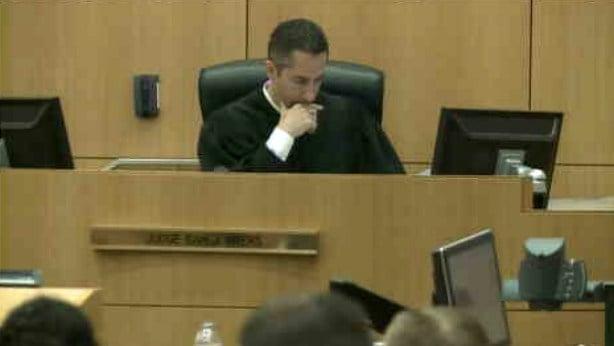 Judge Sam Myers. (Source: KPHO/KTVK)