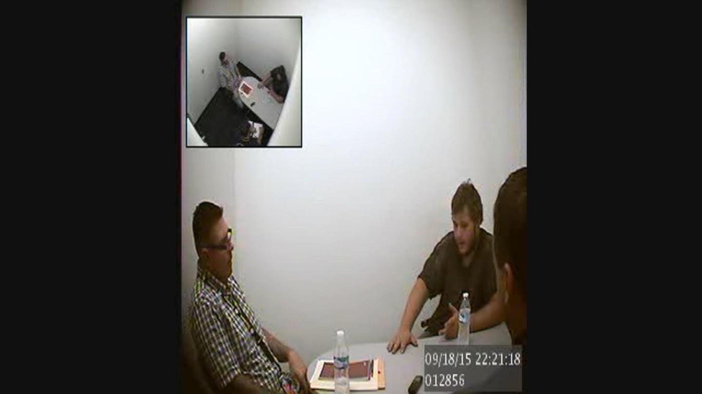 Leslie Merritt Jr. denied all allegations during interrogation (Source: KPHO/KTVK)