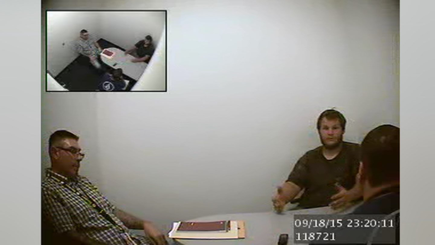 Interrogation video of Leslie Merritt, Jr. was released on Wednesday (Source: KPHO/KTVK)