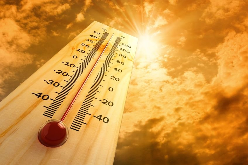 On average the Phoenix metro area sweats through 92 days (three months!) of 100 degrees or higher and 11 days (nearly two weeks) of 110 degrees or more.  (Source: vladischern via 123 RF)