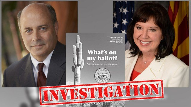 Michael Morrissey will investigate errors made by Secretary of State Michele Reagan's office during last month's special election. (Source: KPHO/KTVK)