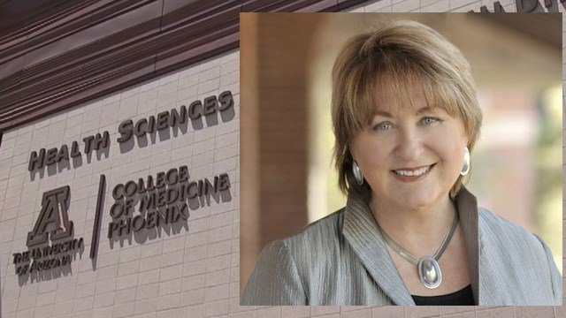 The Arizona Medical Association gave Ann Weaver Hart a vote of no confidence over the weekend, citing problems at the University's College of Medicine in Phoenix. (Source: President.UA.edu and KPHO/KTVK)