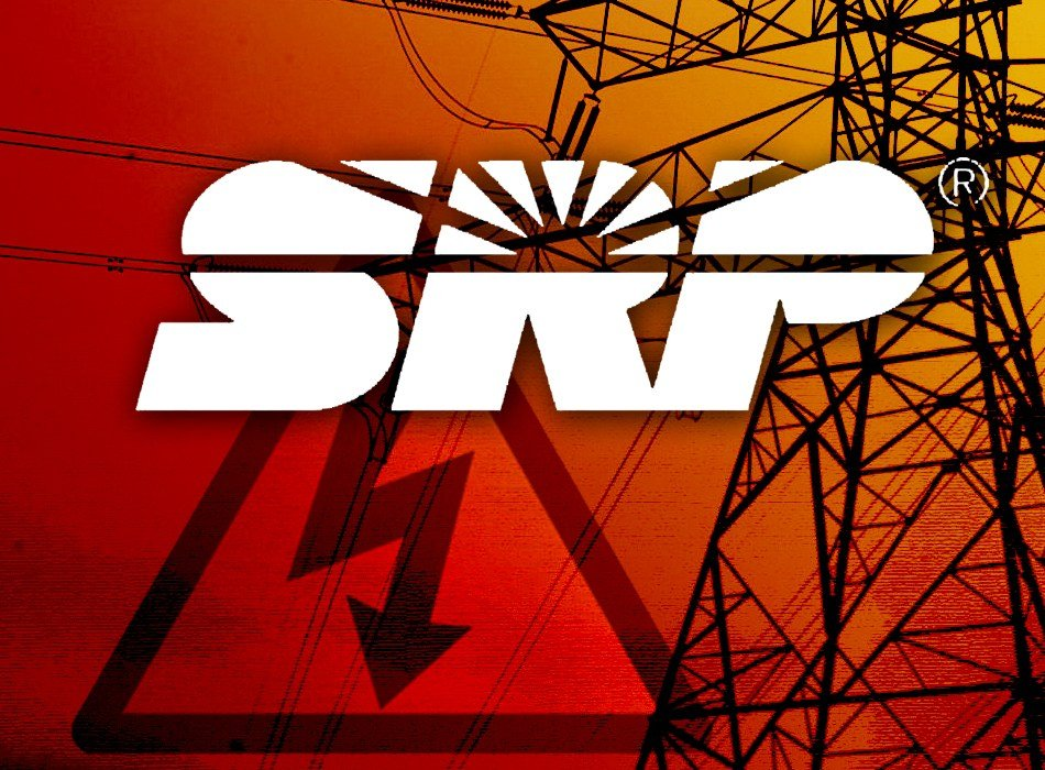 SRP Outage Maps
