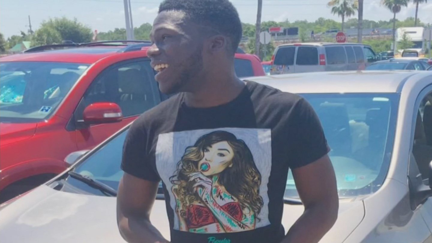 Jason Josaphat was one of the youngest victims in the Orlando massacre. (Source: KPHO/KTVK)