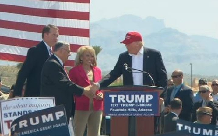 Republicans launch new push to block Trump