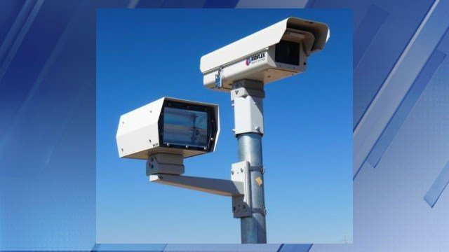 El Mirage is blaming an increase in speeders on a photo enforcement ban. (Source: El Mirage)