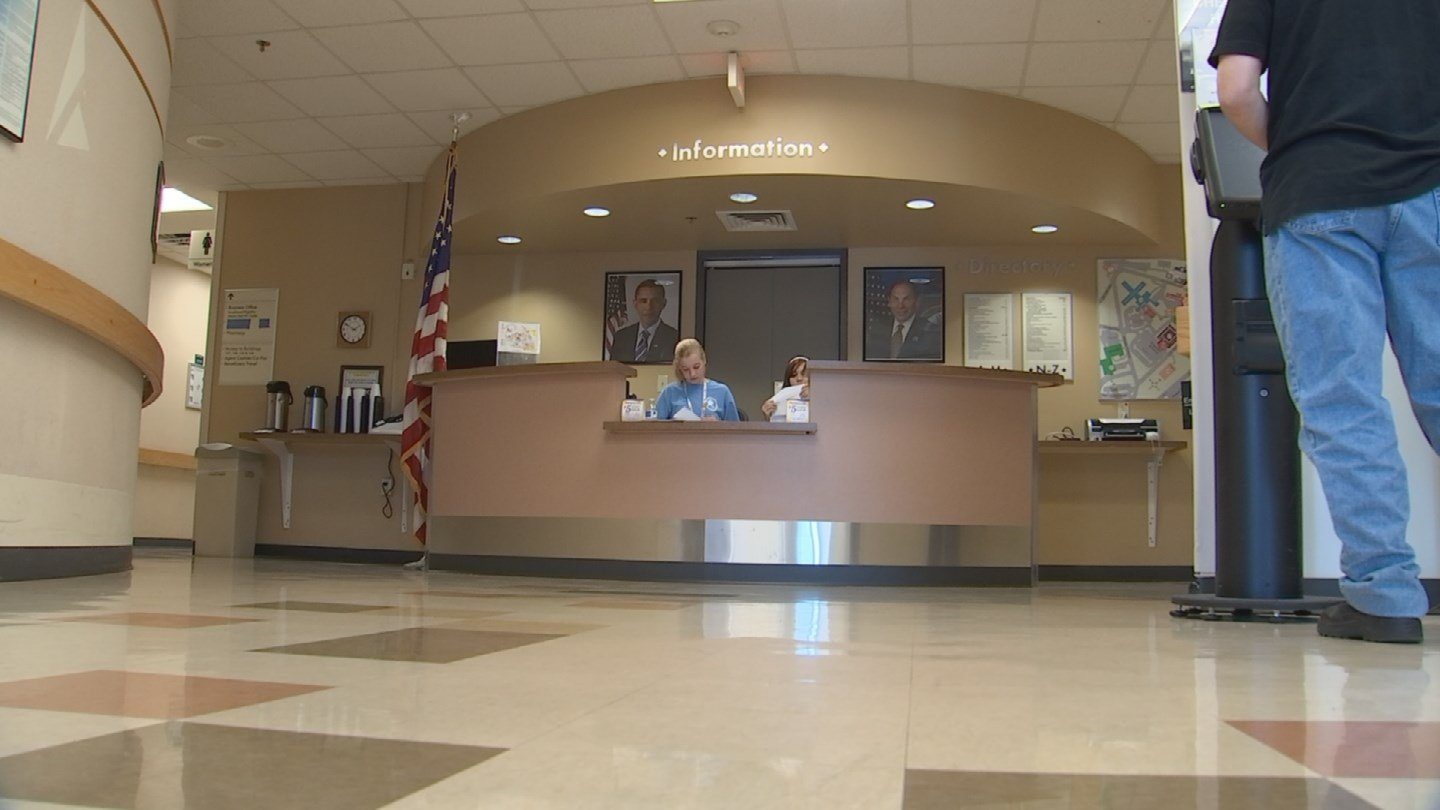 The Army Vietnam-era veteran was beaten so badly, he told us he was fading in and out of consciousness at the facility's information desk. (Source: KPHO/KTVK)