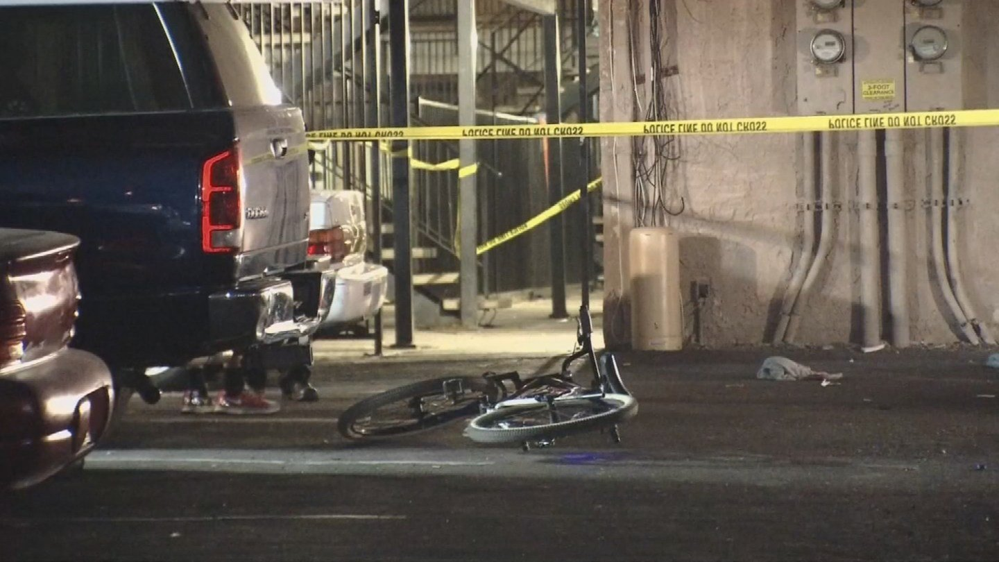A 16-year-old boy died in what appears to be an accidental shooting. (Source: KPHO/KTVK)
