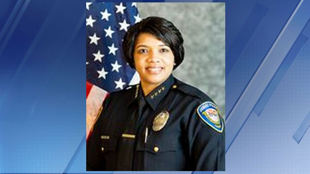 Jeri Williams named new Phoenix police chief (Source: City of Oxnard Police Dept.)