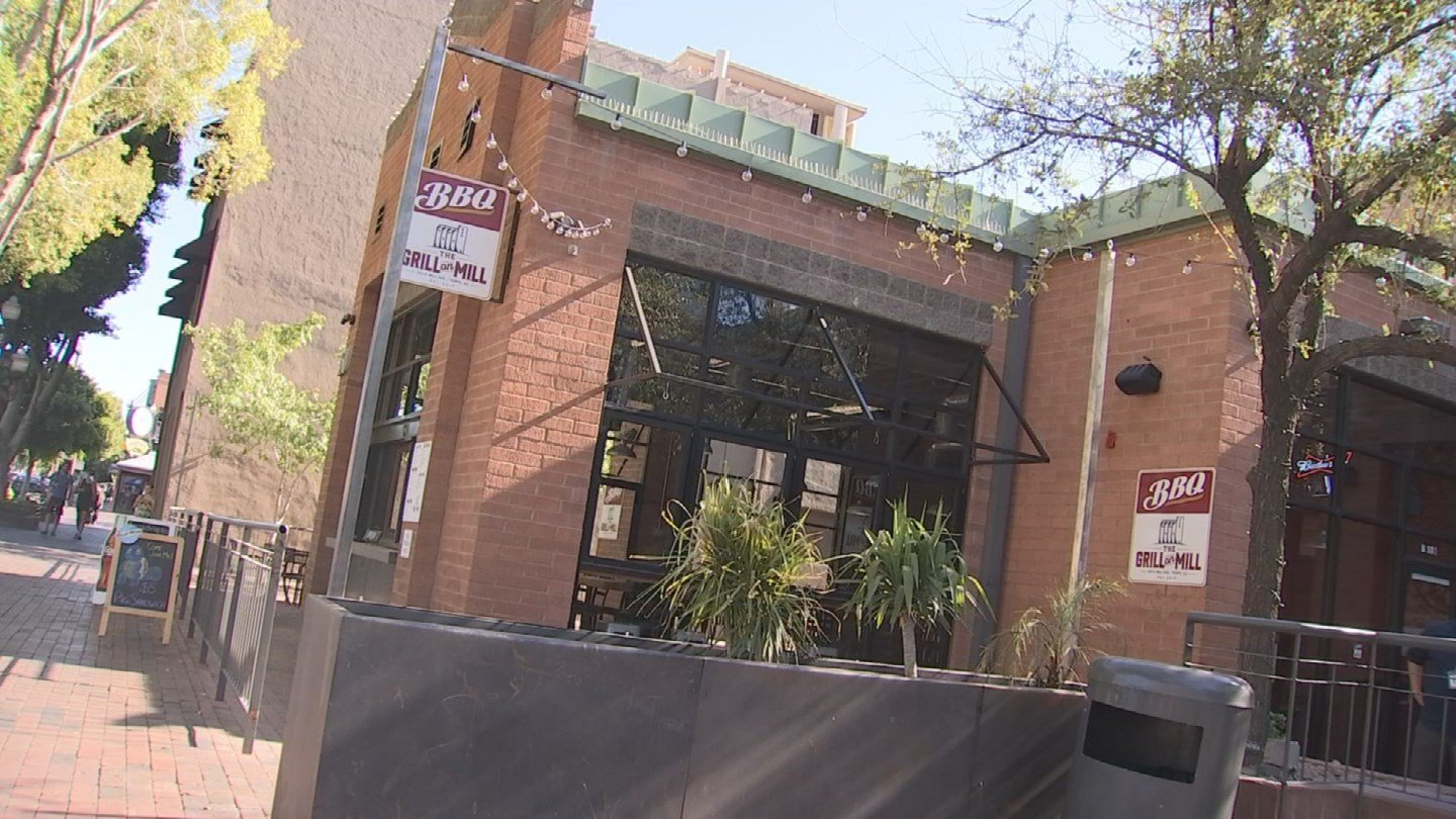 For one business, The Grill On The Mill, it's been a great advertising tool.  (Source: KPHO/KTVK)