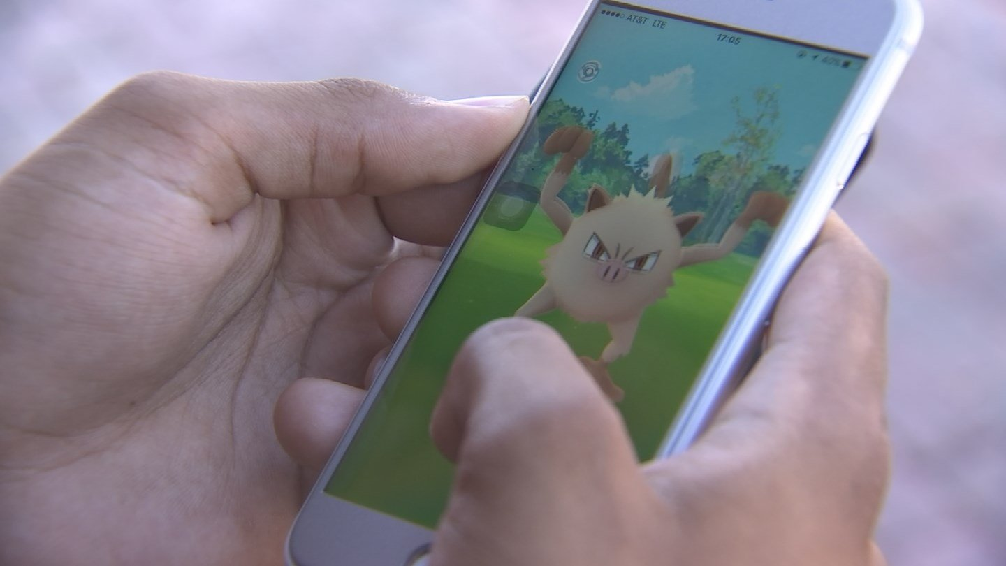 In just a short period of time, we've seen Pokémon Go take over the world. (Source: KPHO/KTVK)