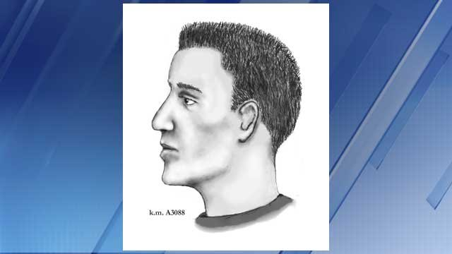 Earlier sketch police released of the shooting suspect. (Source: Phoenix Police Department)