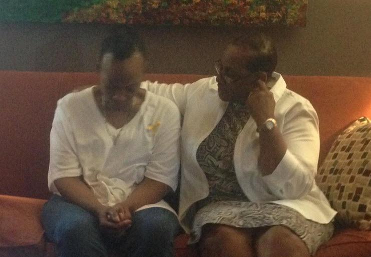Jesse's mother Crystal Wilson made a tearful plea (Source: KPHO/KTVK)