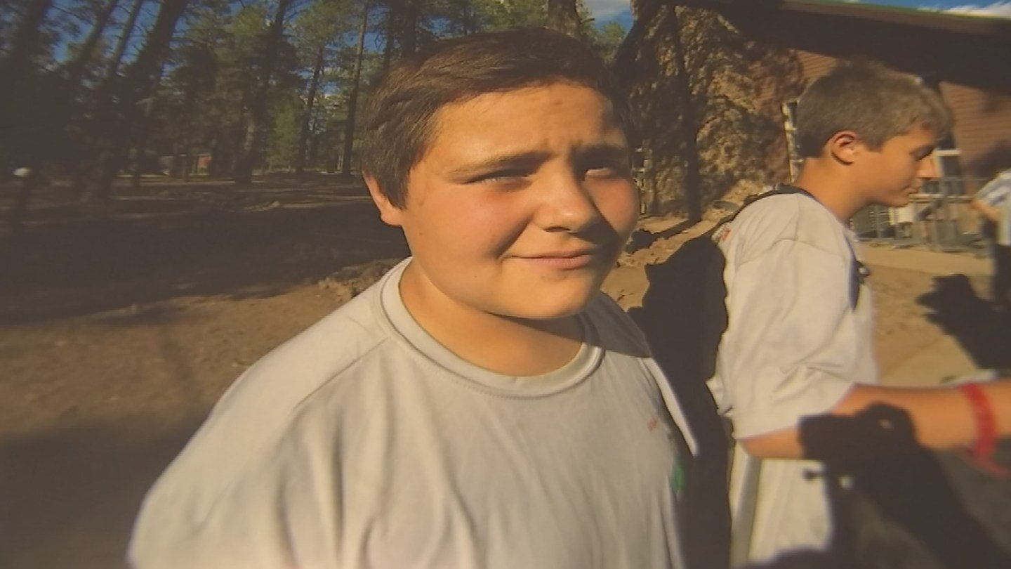Cody Flom was going to be in the 7th grade and was active in Boy Scout Troop 439. (Source: KPHO/KTVK)