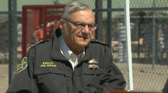 Maricopa County Sheriff Joe Arpaio. (Source: KPHO/KTVK)