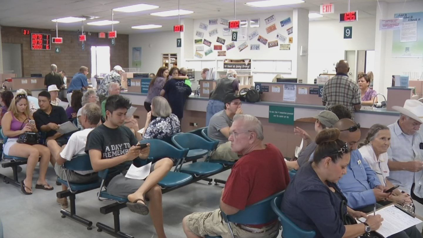 MVD is taking a different approach in order to cut down on wait times. (Source: KPHO/KTVK)