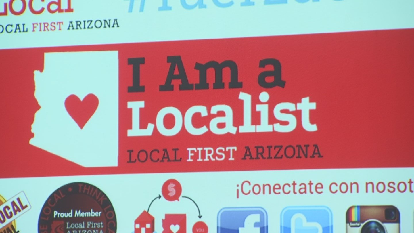 It's part of Local First Arizona's Spanish-language initiative through its foundation. (Source: KPHO/KTVK)