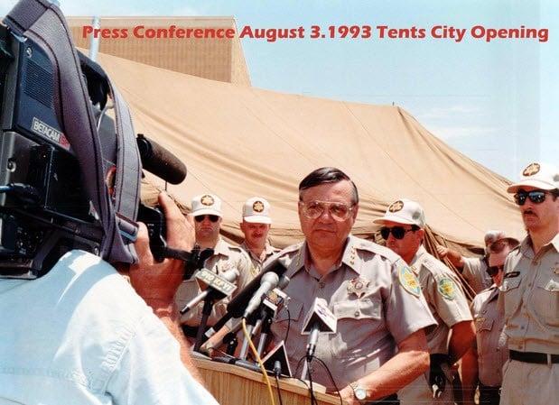 Circa 1993 (Source: Maricopa County Sheriff's Office)