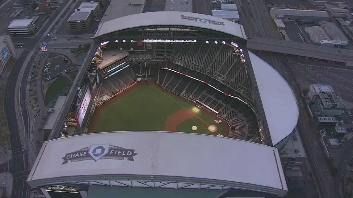 Negotiations over the lease of Chase Field between the Arizona Diamondbacks and Maricopa County is getting personal. (Source: KPHO/KTVK)