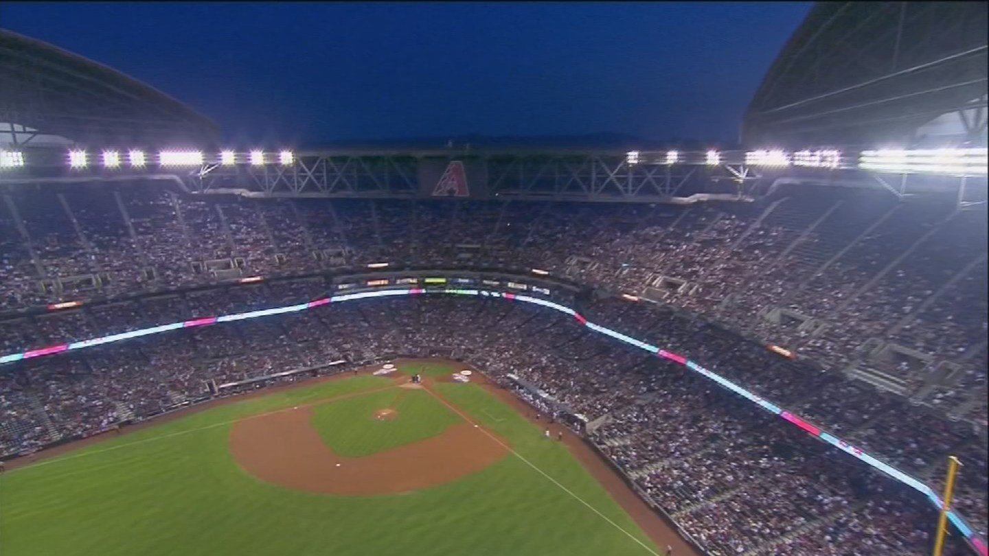 The D-backs want $65 million from the county for stadium improvements. (Source: KPHO/KTVK)