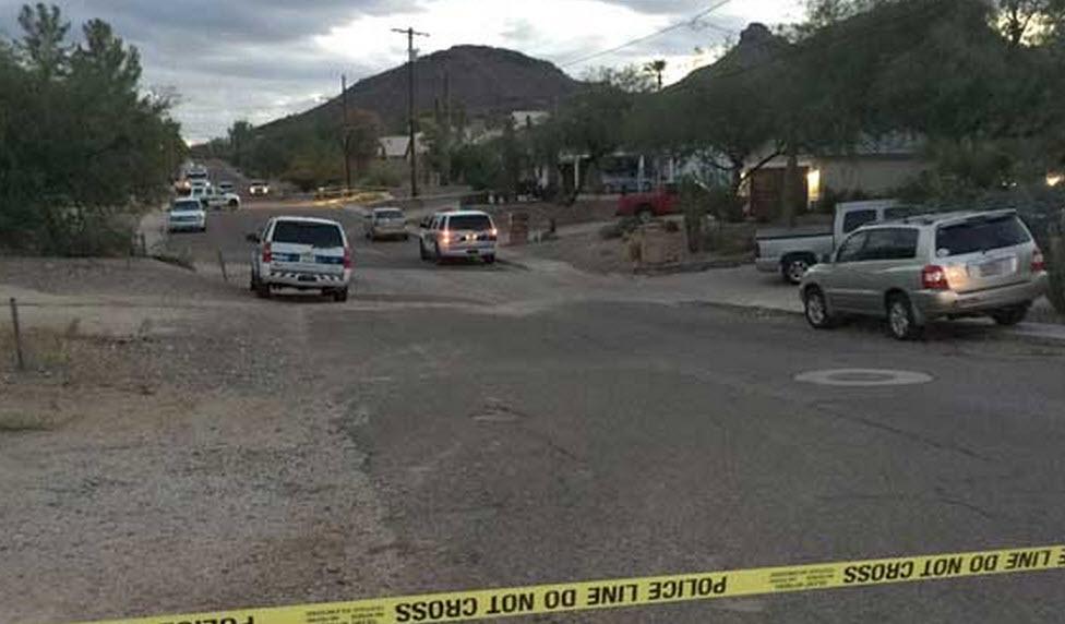 2 men found shot in Phoenix