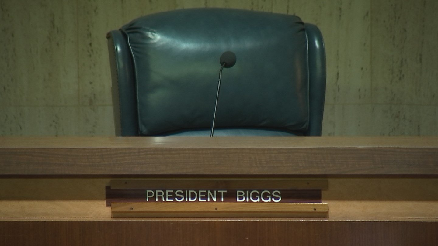 Biggs will remain president of the Arizona Senate through the end of the year. (Source: KPHO/KTVK)
