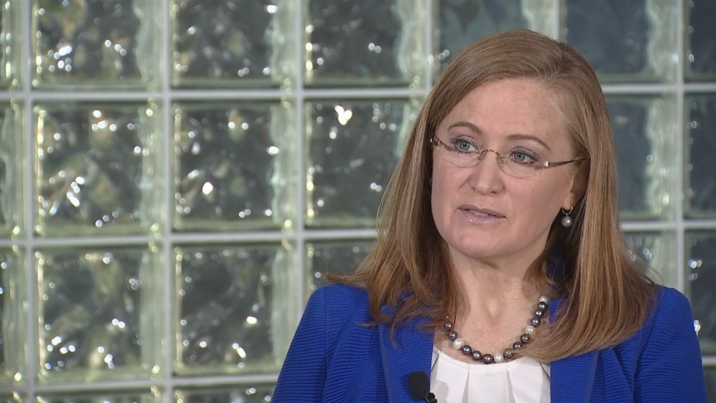 Congressional candidate Christine Jones says she has no plans to move into the district she is running to represent. (Source: KPHO/KTVK)