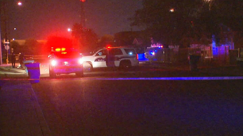 A man was found shot near downtown Phoenix. (Source: KPHO/KTVK)