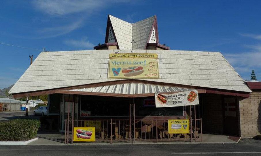 Hot Dog Resturant Birmingham