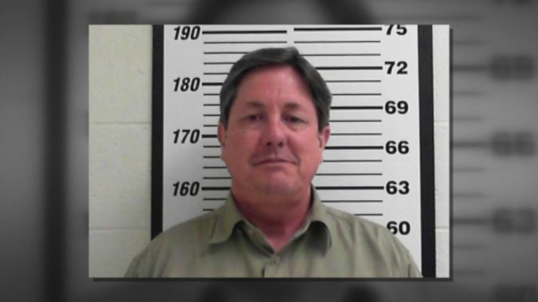 Lyle Jeffs has been on the run since June. (Source: CNN)