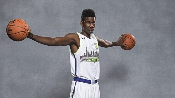 DeAndre Ayton announcing college decision tonight on ESPN SportsCenter