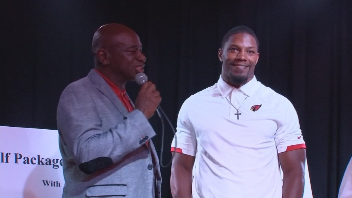 The Cardinals are expecting big things from running back David Johnson. (Source: KPHO/KTVK)