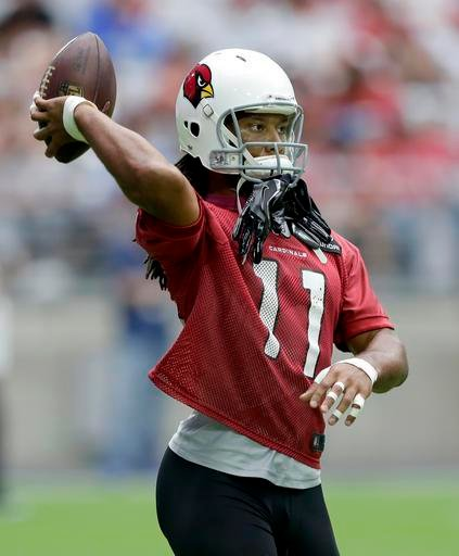 Larry Fitzgerald (Source: Arizona Cardinals)