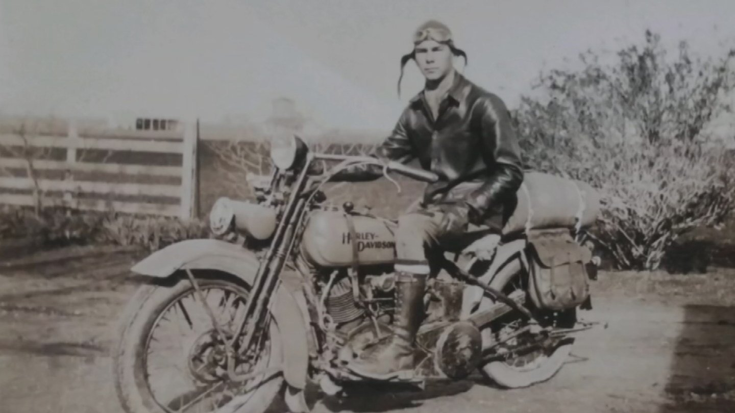 Weser worked on  Harley when he was a teen. (Source: KPHO/KTVK)