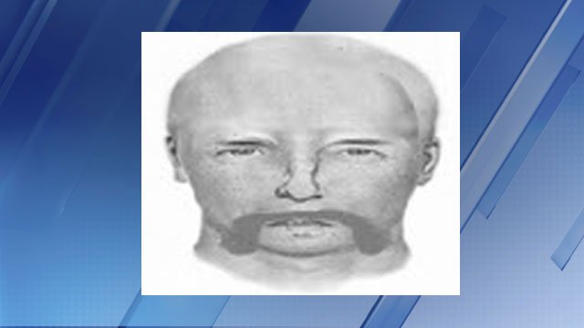 Sketch of sex assault suspect. Courtesy: Glendale PD
