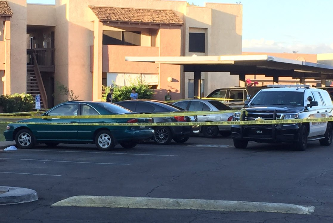 Baby found dead near 85th Ave. & Peoria (Source: KPHO/KTVK)